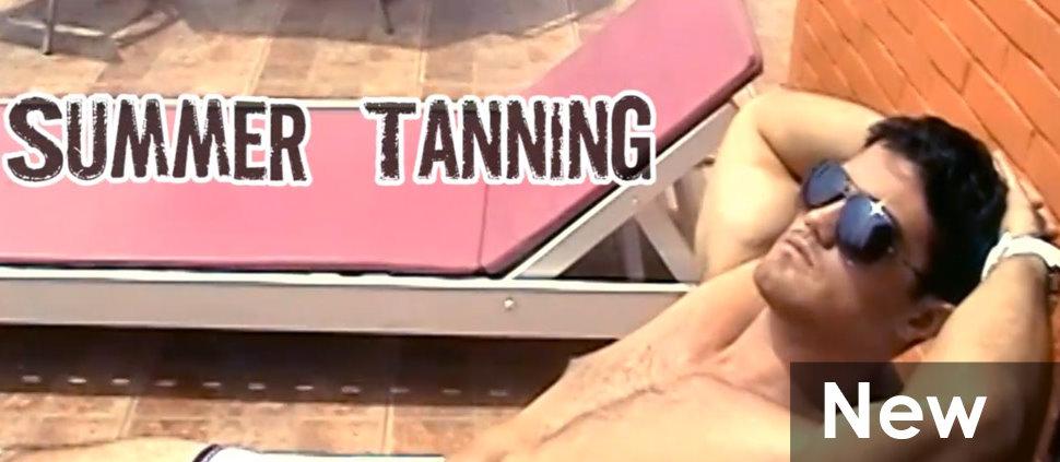 summer-tanning
